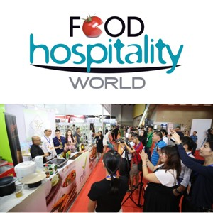 Food Hospitality World, China (FHW 2018)