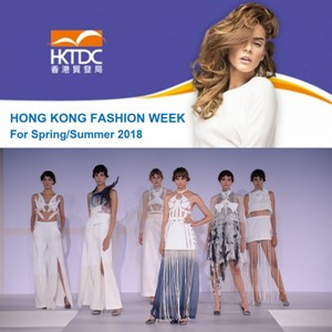 Hong Kong Fashion Week for Spring/Summer 2018