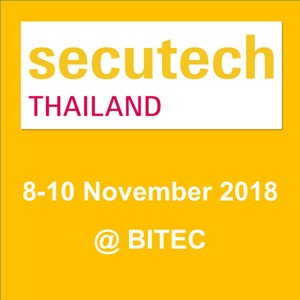 Secutech Thailand 2018