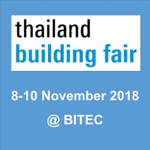 Thailand Building Fair 2018